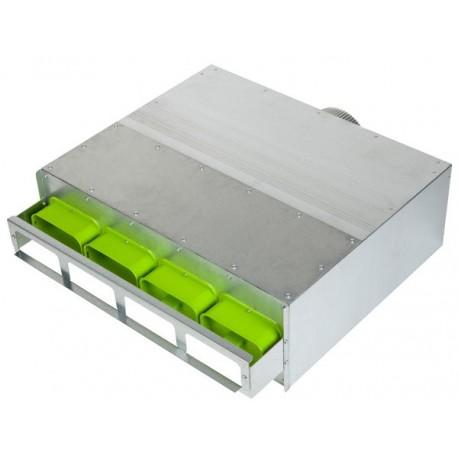 Caisson de distribution standard DN160-10 (6-AE35 4-AE55)