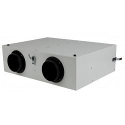 Caisson de distribution d'air insonorisé extra-plat SKY 300 2x160mm
