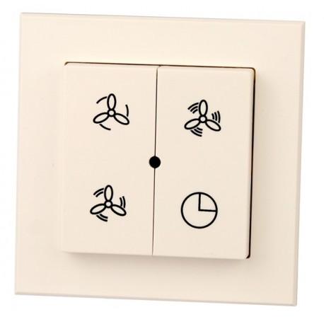 Sélecteur 4 positions avec indicateur de filtre sans fil