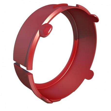 Clip de fixation plastique AE34C (lot de 10 pièces)