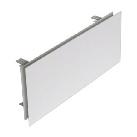 Diffuseur rectangulaire réglable inox pour Té rect. 200x100