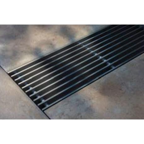 Grille de sol pour terminal rectangulaire 200x100