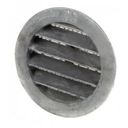 Grille lamelle aluminium DN 100 mm