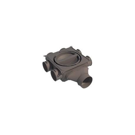 Caisson compact x6 DN125