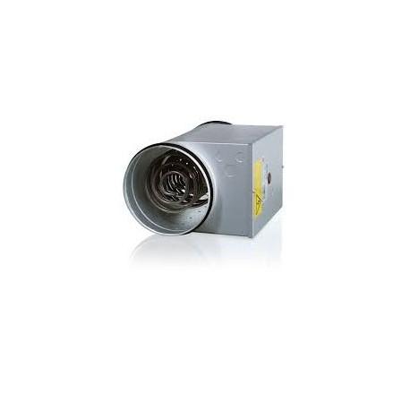 Batterie post-chauffage fluxostat intégré 2700W/DN160