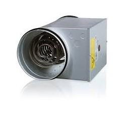 Batterie post-chauffage fluxostat intégré 1200W/DN125