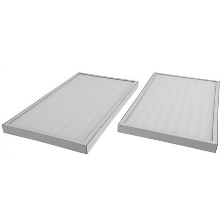 2 filtres ePM2.5 50% (M6) pour Renov. HR Medium et Large avec By Pass