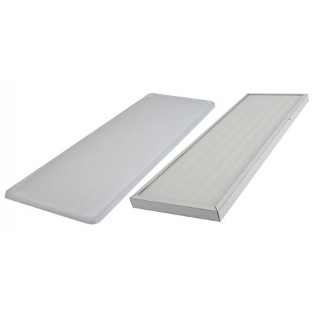 2 Filtres (ePM1 50%+IC45%) (F7+G3) pour Renov. Excellent 300/400/450