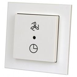 Sélecteur 2 positions avec indicateur de filtre sans fil